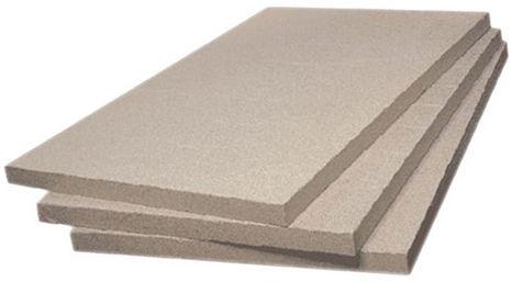 thermische Isolierung / Vermiculit / Innenbereich / steife Platten