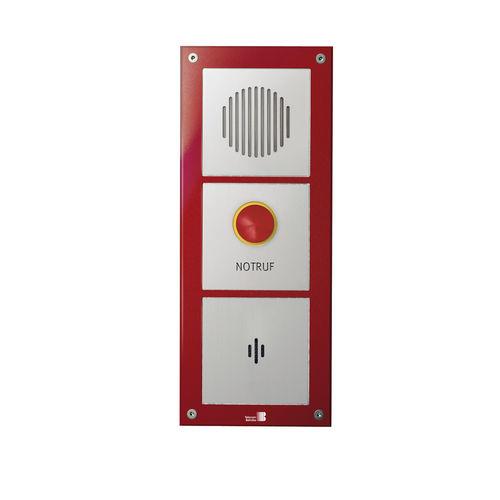 Audio-Türsprechanlage / Innenraum - Telecom Behnke GmbH