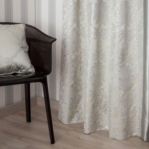 Gardinenstoff / Möbel / Damast Motive / Baumwolle