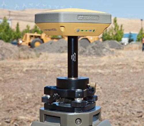 GNSS-Empfänger / GPS / Akku / RTK