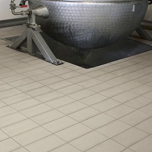 Innenraum-Fliesen / Boden / Feinsteinzeug / rechteckig
