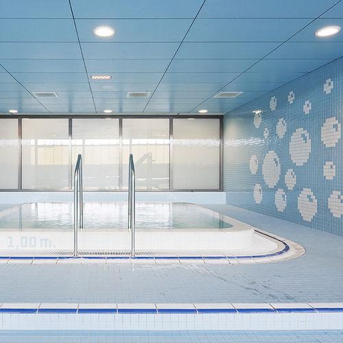 Innenraum-Fliesen / für Schwimmbecken / Wand / für Fußböden