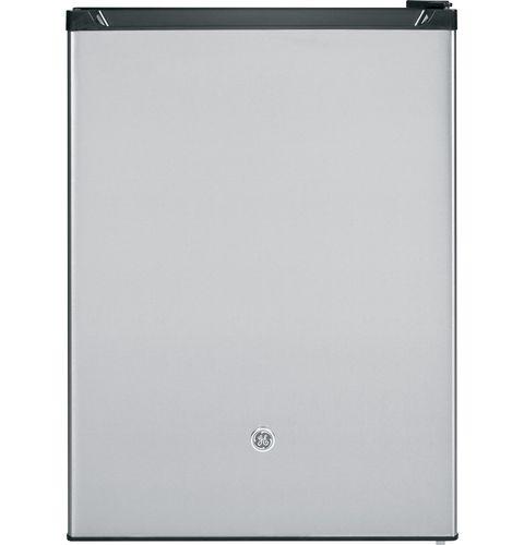 kompakter Kühlschrank / grau / Öko / Energy Star
