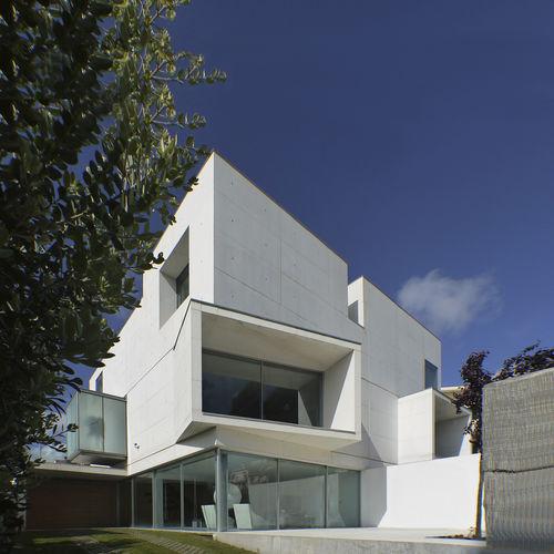 Terrassentür zum Schieben / Aluminium / Doppelverglasung / wärmeisoliert KASTING 'K KAWNEER