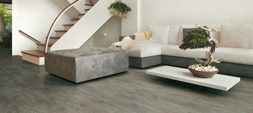 Flexible Fliese / Innenraum / für Fußböden / Stein / matt