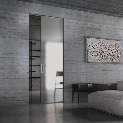 Innenbereich-Tür / Einbaukasten / Glas