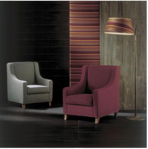 Möbelstoff / uni / Polyester