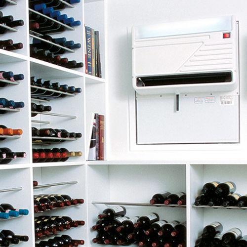 wandmontierte Klimaanlage / Split / Wohnbereich / für Weinkühlschrank