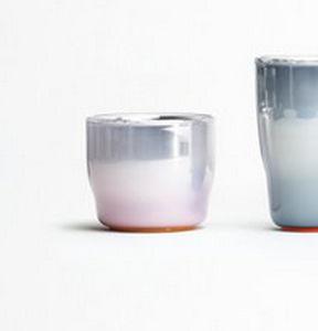 Glas-Sektkübel / Objektmöbel