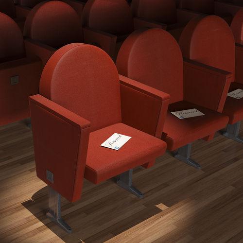 moderner Sessel für Hörsaal - TALIN SPA