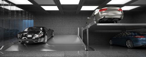 Parksystem mit Plattform - Modulo parking