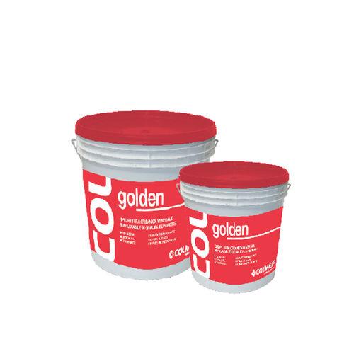 Dekorfarbe / Schutz / für Wände / Gips