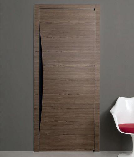 Innenbereich-Tür / einflügelig / Holz / bündig BLOW by Karim Rashid ALBED