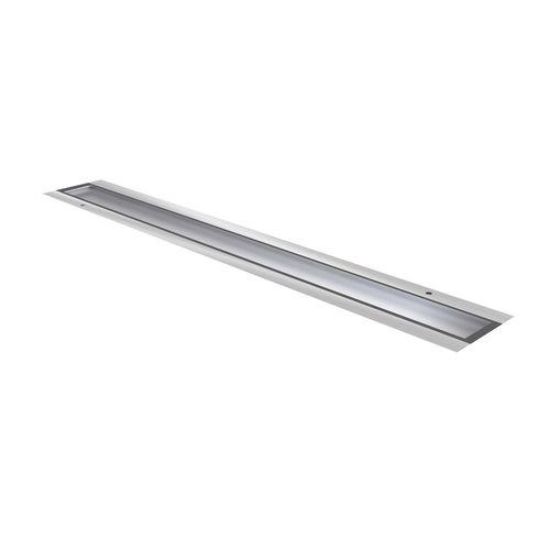 Leuchte für Bodeneinbau / LED / linear / Außenbereich