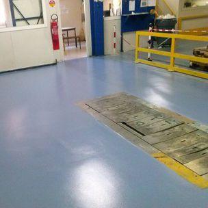 Fußboden Aus Polyurethan ~ Polyurethan bodenbelag aus harz für tertiärsektor in