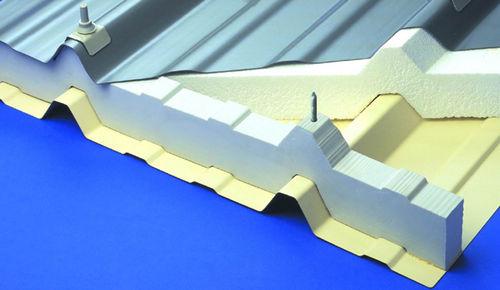 thermische Isolierung / aus Polystyrolschaum / für Metalldach / für Dächer
