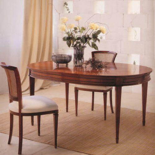 Tisch für Innenbereich / klassisch / Holz C1173 ANNIBALE COLOMBO