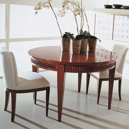 Klassisch Tisch / aus Kirschbaum / Auszieh / für Innenbereich C1243 ANNIBALE COLOMBO