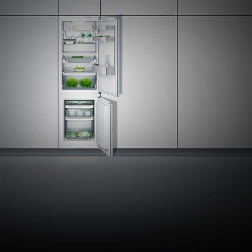 Kühl Gefrierschrank / Doppeltüren / weiß / Öko / Einbau