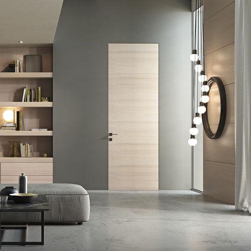 Innenbereich-Tür / einflügelig / Aluminium / Laminat G-LIKE : 1L GIDEA