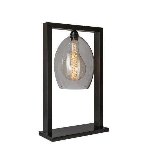 Tischlampe / klassisch / Messing / Glas L163NR CASADISAGNE