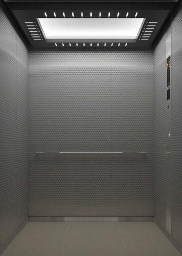 elektrischer Aufzug / für Tertiärsektor / für Privathaushalte / für Hochhäuser