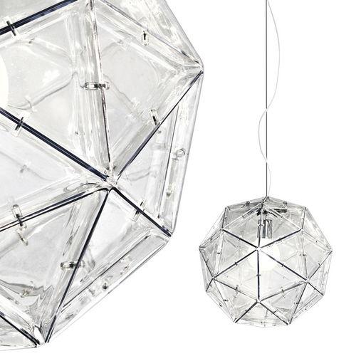 Hängelampe / originelles Design / aus Methacrylat / Innenraum