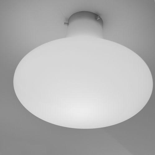 moderne Deckenleuchte / rund / Polyethylen / LED