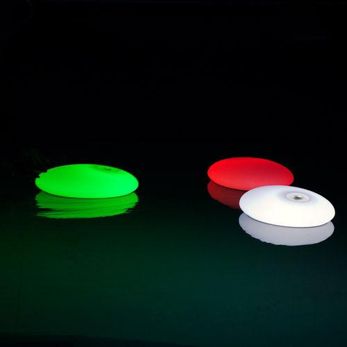 schwimmende Lampe / modern / Polyethylen / für den Außenbereich