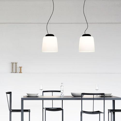 Hängelampe / modern / Metall / Glas TEODORA PRANDINA