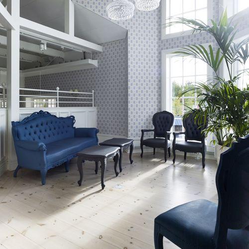 Neobarock-Sofa / Außen / Polyurethanschaum / 3 Plätze PLASTIC FANTASTIC by Jasper van Grootel  JSPR