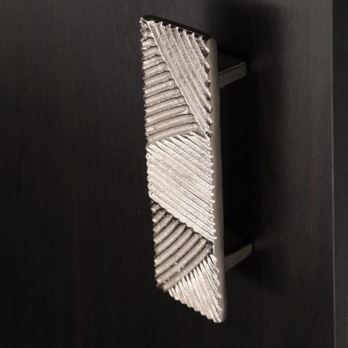 Türstoßgriff / Bronze / modern
