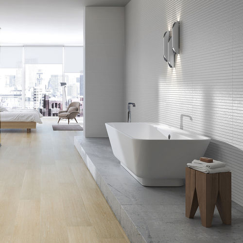 Innenraum-Fliesen / Wand / Feinsteinzeug / 30x90 cm