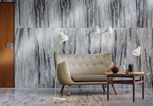 Moderne Wandleuchte / aus Aluminium / Messing / LED VL38 by Vilhelm Lauritzen Louis Poulsen