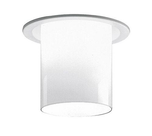 Einbaudownlight / Halogen / rund / Glas