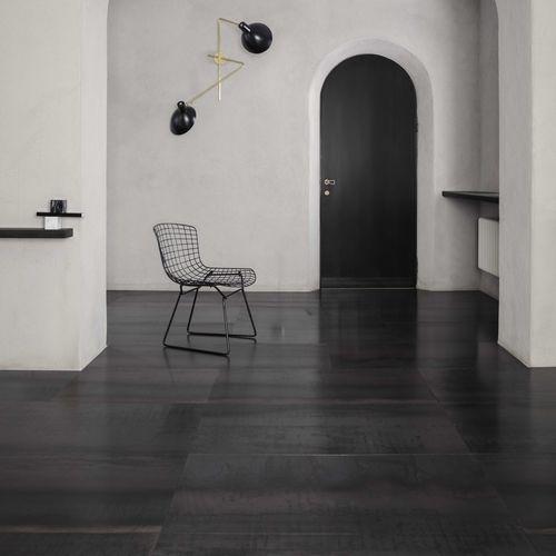 Innenraum-Fliesen / für Böden / Metall / 60x60 cm