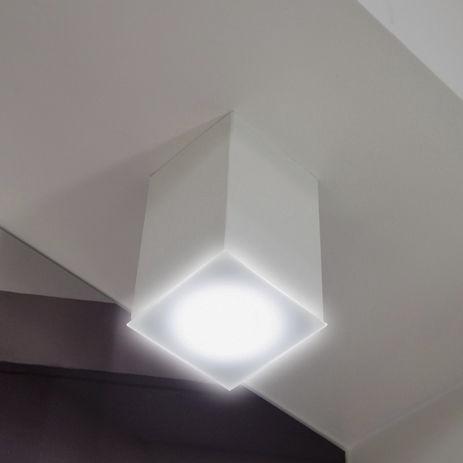 Downlight für Aufbau / für den Außenbereich / rund / quadratisch
