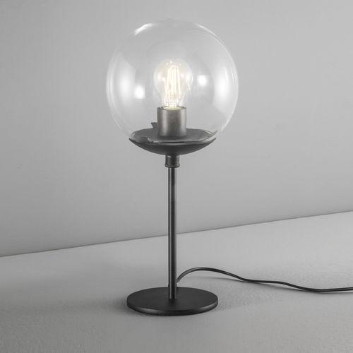 Tischlampe / modern / Metall / aus Polycarbonat