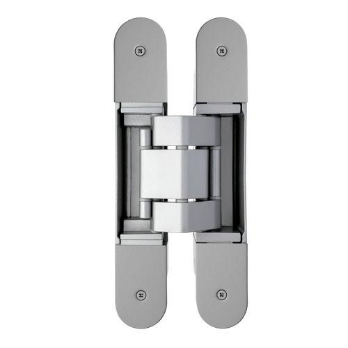 Türscharnier / Aluminium / Zinkdruckguss / unsichtbar