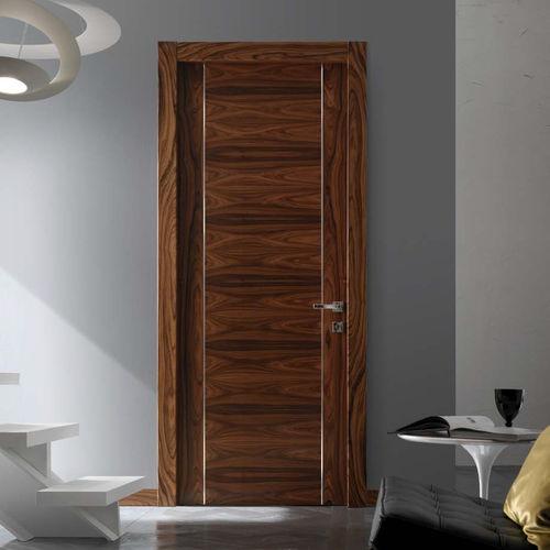 Innenbereich-Tür / einflügelig / Schiebe / faltbar