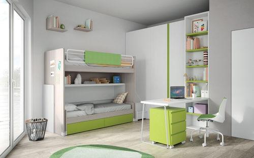 Etagenbett Regal : Ticaa einhängeregal für hoch und etagenbett ab