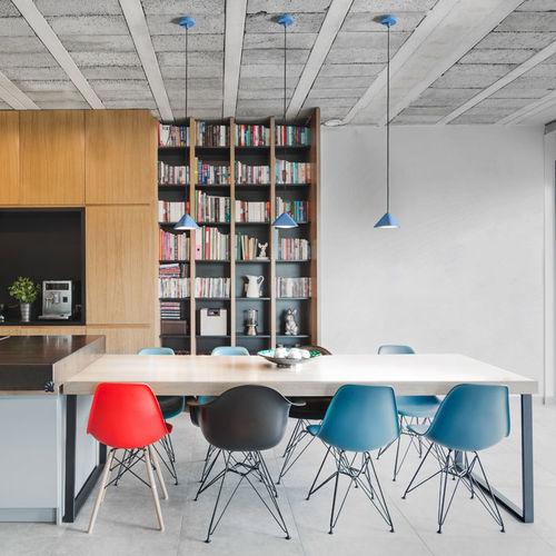 Hängelampe / modern / Aluminium / LED