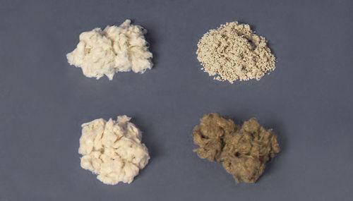Isolierung zur Schalldämmung / thermisch / aus Mineralwolle / Innenbereich