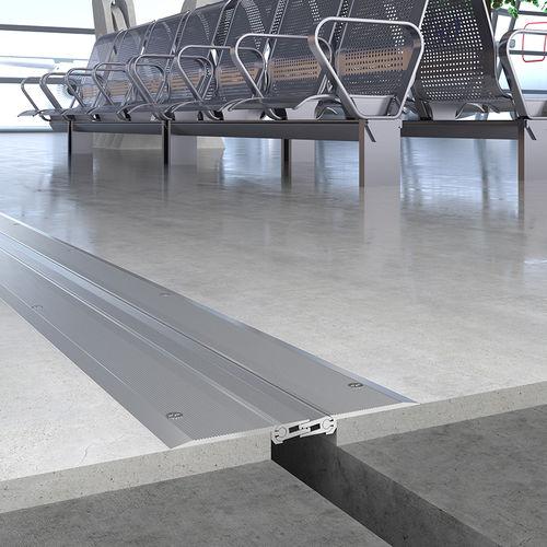 Aluminium-Dehnungsfuge / Straßen / für Fußböden / für Parkplätze