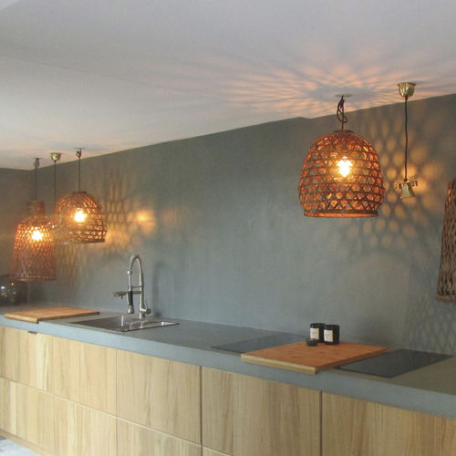 Dekorputz / Innenraum / für Wände / für Innenausbau