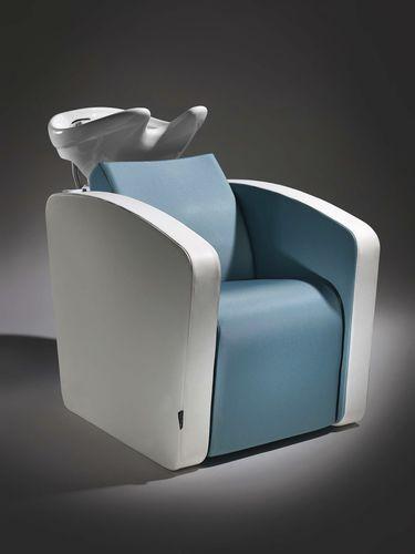 Waschsessel mit Fußstütze - Salon Ambience