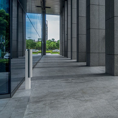 Sockel-Ascher / Stahl / Edelstahl / Beton