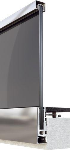 Aluminium-Befestigungssystem - ALUMIL S.A.