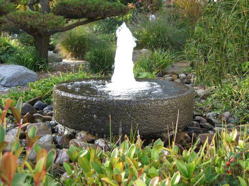Garten-Springbrunnen / modern MÜHLSTEIN-ANLAGE PROFI 800 Slink - Ideen mit Wasser