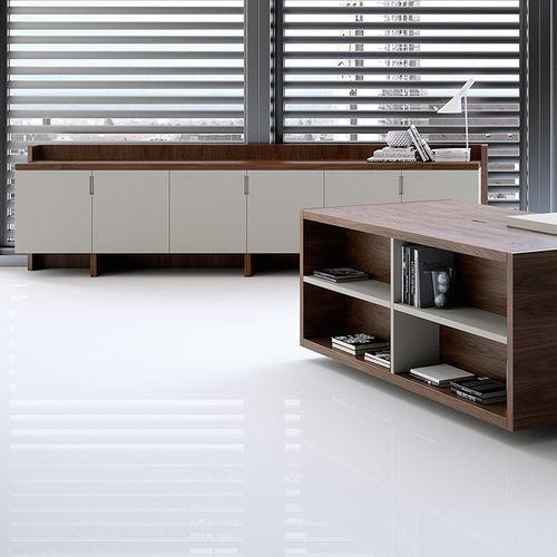 Aktenschrank holz niedrig  Niedriger Aktenschrank / Holz / modern - FREEPORT by Dorigo Design ...